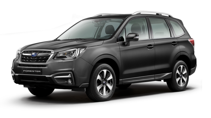 Subaru Forester 2.0X Comfort frontansicht